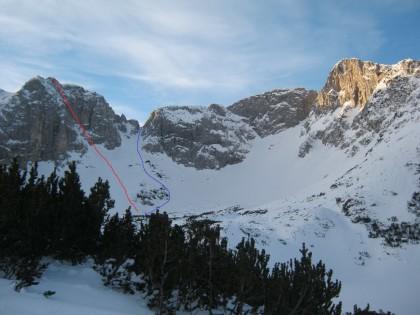 Лавинен инцидент на Момин връх – Пирин – 17.02.2018