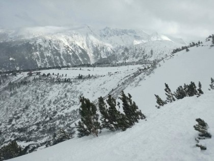 Внимание, сериозна лавинна обстановка в района на ски зона Банско