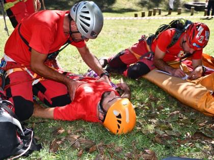 XXIII Републикански летен технически преглед по планинско спасяване