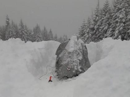 Лавинната обстановка в планините се усложнява