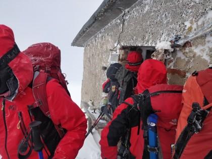 Тежка акция на ПСС в Стара планина (обзор)