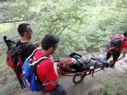 ПСС при БЧК в Сливен оказа помощ на пострадала туристка