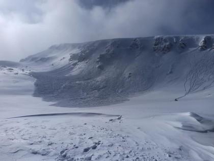 Висока лавинна опасност