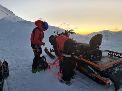 Тежка седмица за планинските спасители от отряд Банско